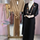 Thumbnail: Robe plissée satinée Différents coloris