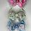 Thumbnail: Barrette ruban Bonbons pastels