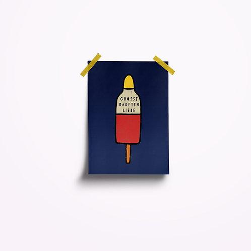 Postkarten | Raketenliebe