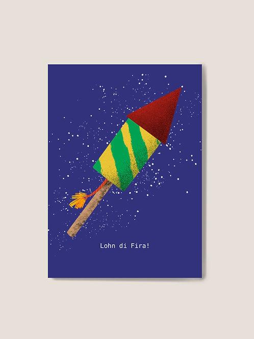 Postkarten | Lohn di Fira!