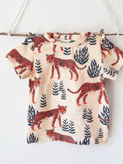T-Shirt | Tiger Lily