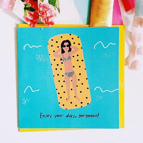Postkarten | Bikini Girl