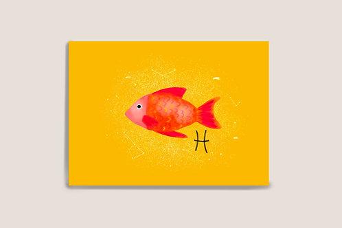 Postkarten | Fisch