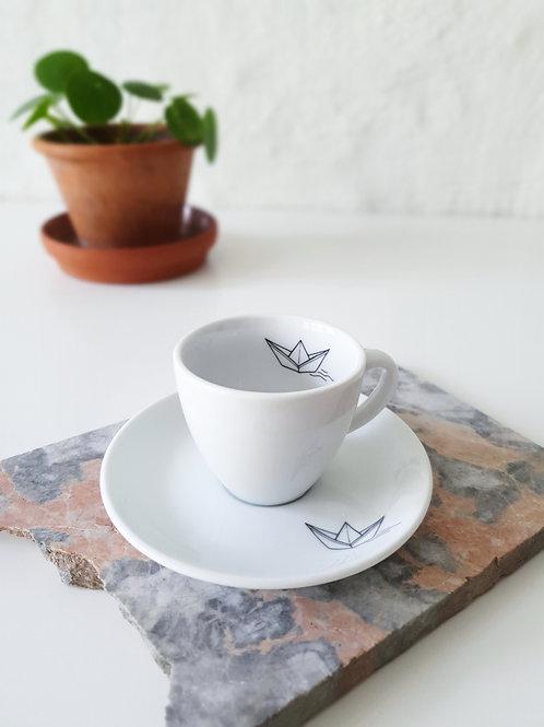 Espresso Tassli | Paper-Boat