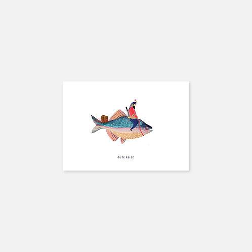 Postkarten | Gute Reise