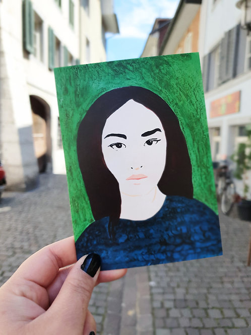 Postkarten | Jacqueline Grütter