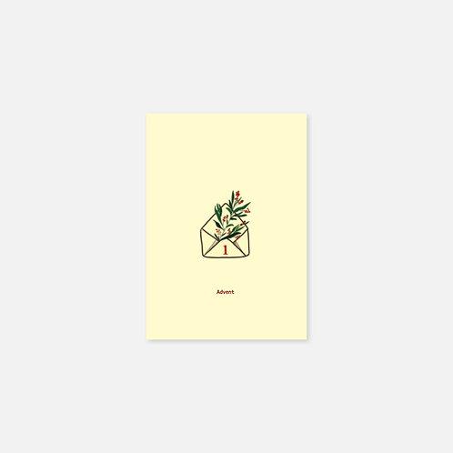 Postkarte | 1. Advent