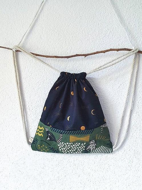 Mini-Rucksack | Nachttiere