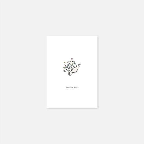 Postkarten | Blumige Post