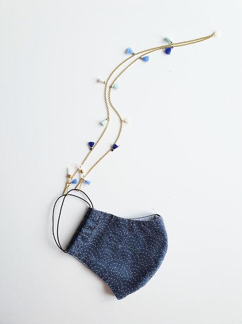 Brillen- & Maskenband | Mini Quasten