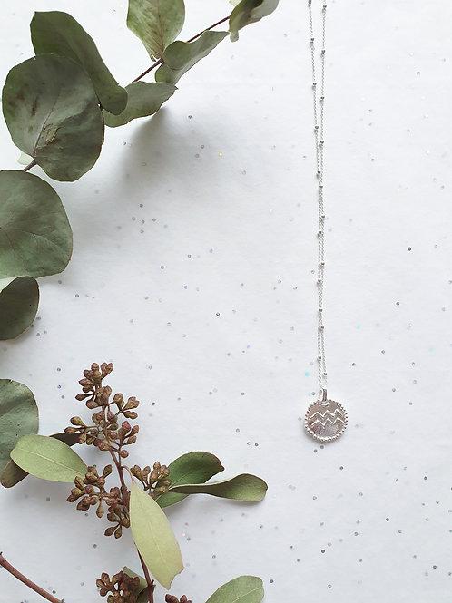 Halsketten | Sternzeichen Silber