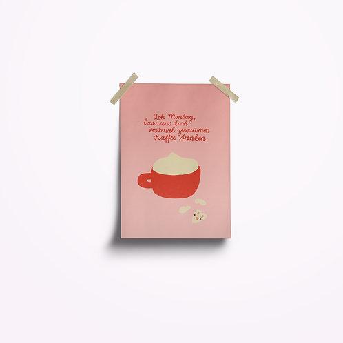 Postkarten | Ach Montag