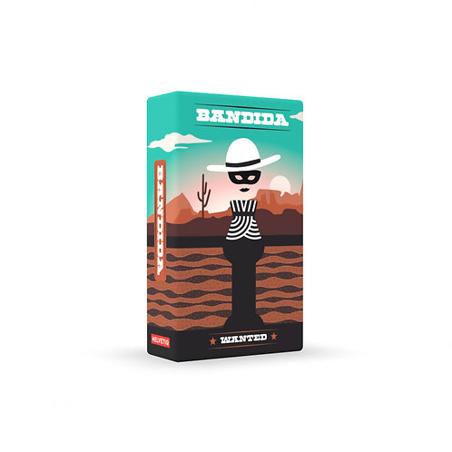Pocket Game | Bandida