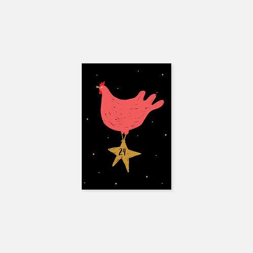 Postkarten | Huhn 24