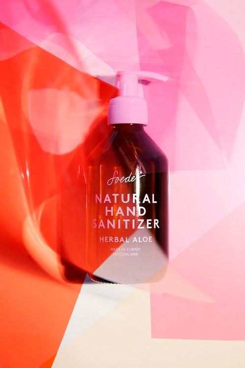 Natural Hand Sanitizer | Soeder*