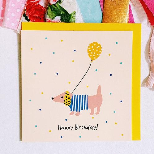 Postkarten | Happy Dog