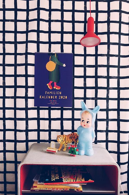 Familienkalender 2020   Framboise & Ketchup