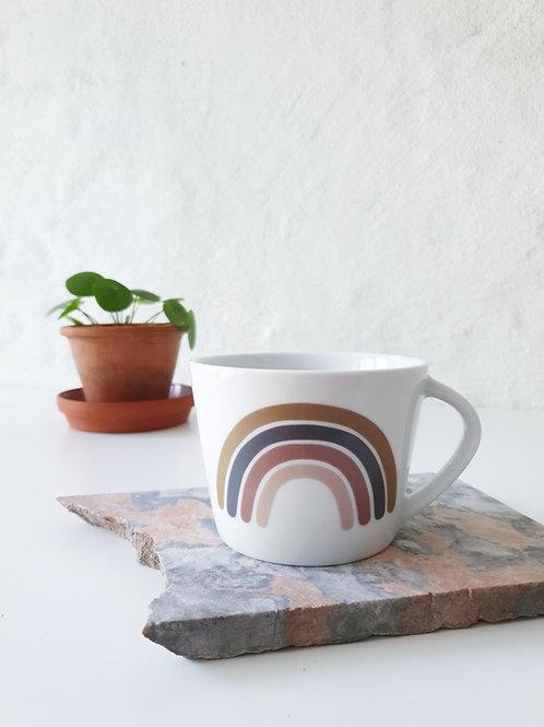 Cappuccino Tasse | Rainbow