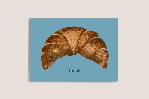 Postkarten | Brunch?