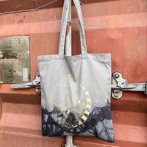 Stofftasche | Gürteltier