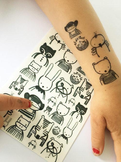 schönegrüsse | Tattoos