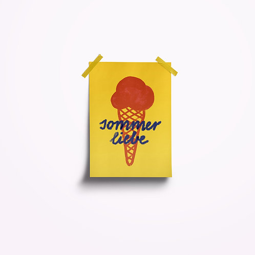 Postkarten | Sommerliebe