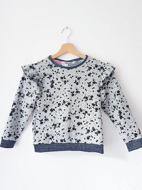 Ruffel Pullover | Splash