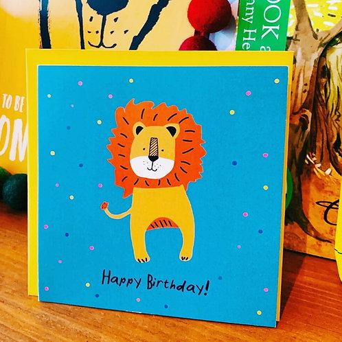 Postkarten | Happy Lion