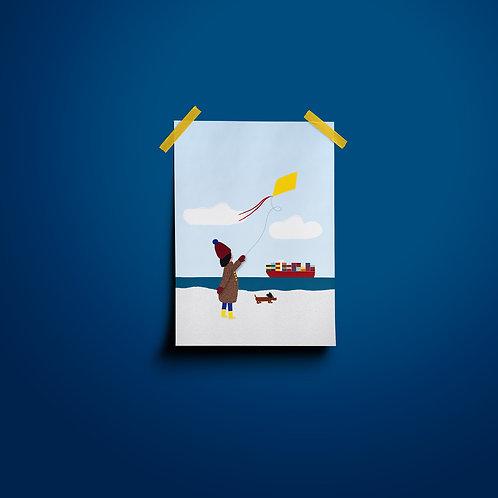 Postkarten | Frische Brise