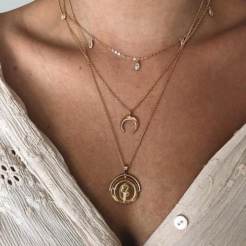 Halskette | Sparkle Dangle