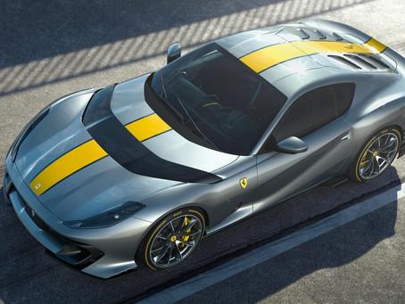 Ferrari launches unnamed highest revving road car!