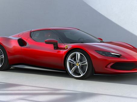 Ferrari reveals new entry-level hybrid sports car!