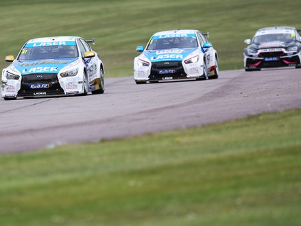 BTCC Thruxton 8th-9th May 2021, find out all the details of each race here.