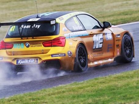Carl Boardley Motorsport Official Press Release.