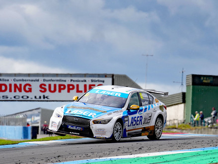Knockhill BTCC - All The Race Details 14th & 15th August 2021
