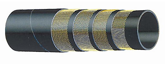 T740AA - 1275 PSI High Performance Steel - Reinforced Concrete Pumping Hose