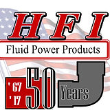 HFI Fluid Power Products Logo