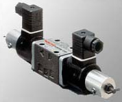 Electro - Hydraulic Proportional Flow and Directional Control Valve