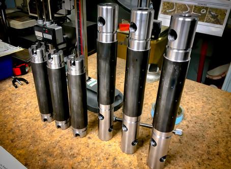 High Pressure Custom Spray Tubes