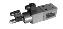 Proportional Pressure Relief Valve Type DBETR