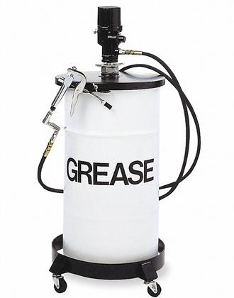 Portable Grease Pump with Gun