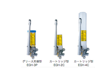 EGH Manual Pump for Positive Displacement Injector (PDI) System