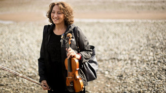 Musician:  Bethan Frieze accompanied by Kurdish, Syrian and African musicians to create an international score to accompany the day.