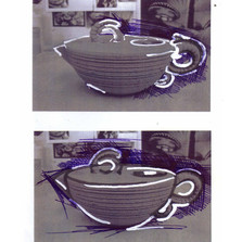 Alex Tring. BA Ceramics UWIC. 2007