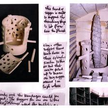 Hadia Gana MA Ceramics 2004