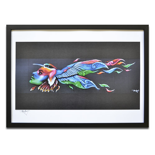 'Wairua' A3 Print