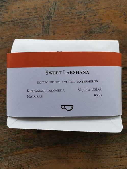 Sweet Lakshana, Kintamani