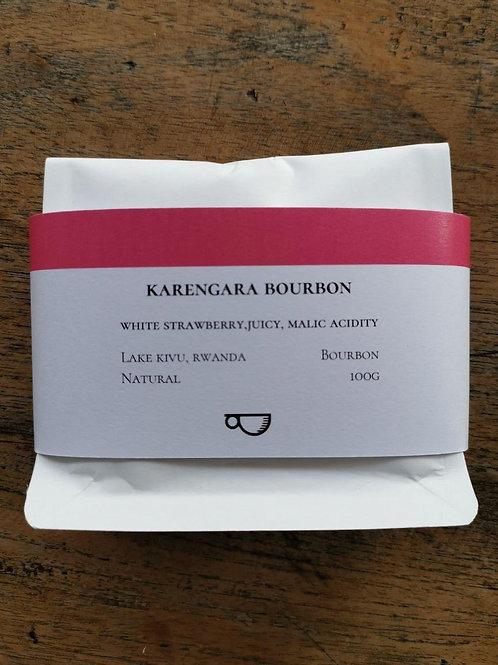 Karengara Bourbon, Rwanda