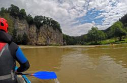 Rafting on Vadu Crisului (1)