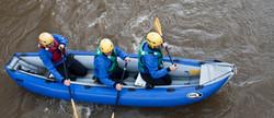 Rafting on Vadu Crisului (2)